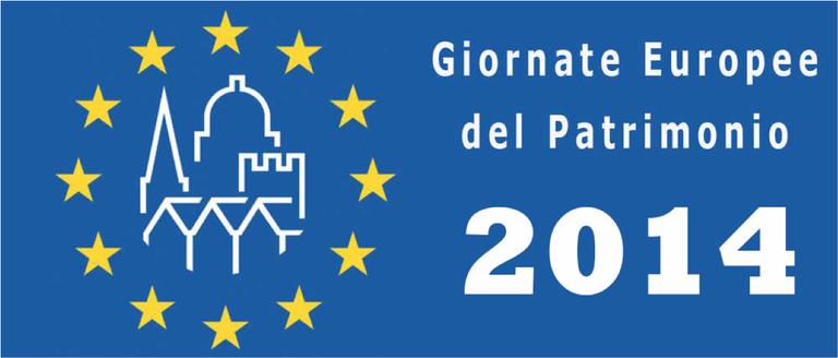 Logo Giornate europee del patrimonio 2014