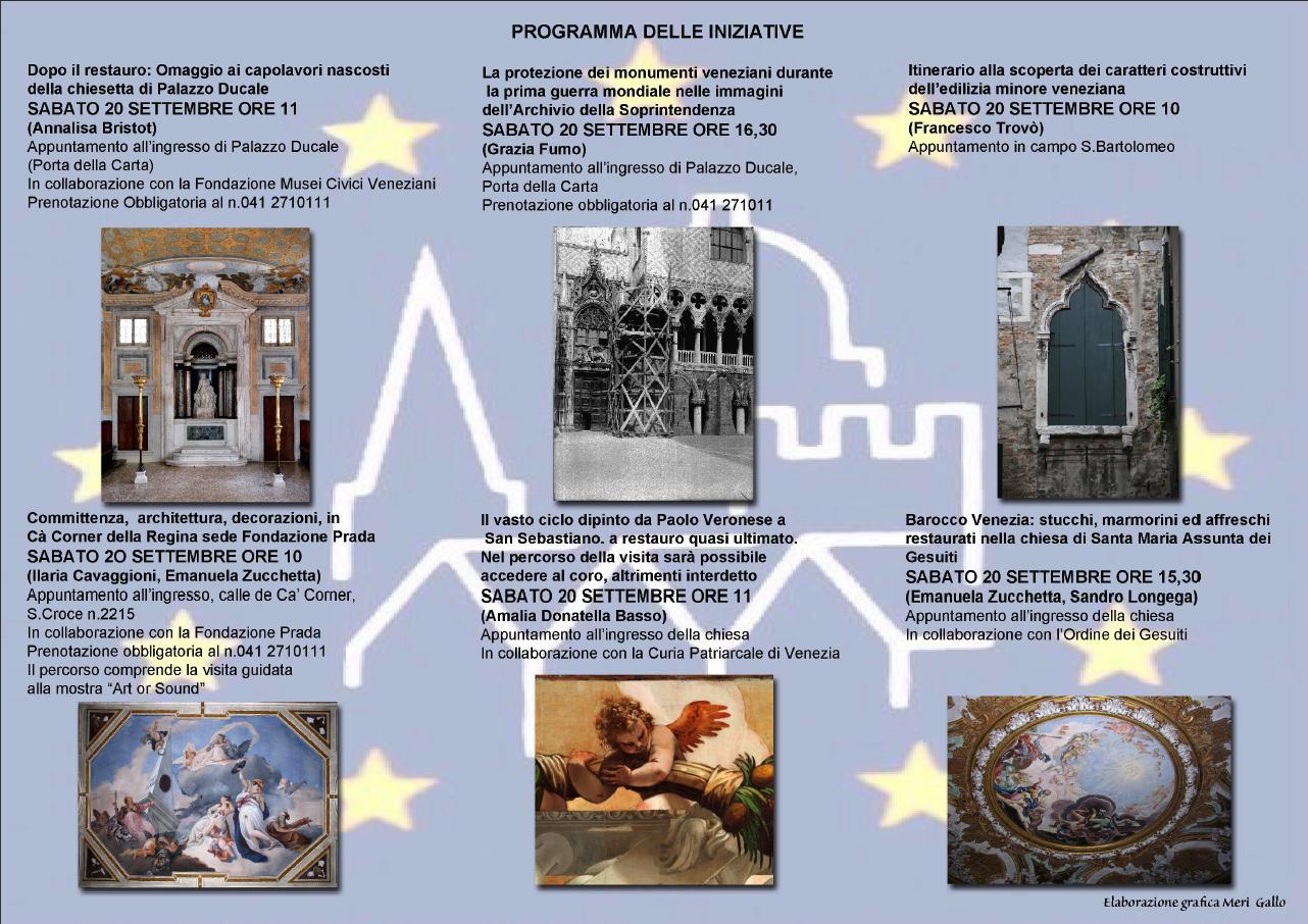 Depliant Giornate Europee del Patrimonio 2014 pg.2
