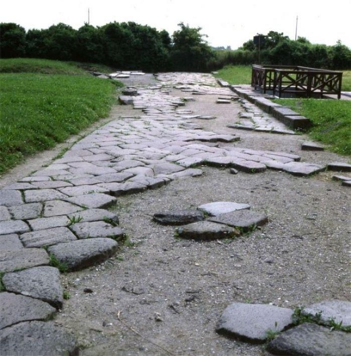 Altino Decumano area archeologica