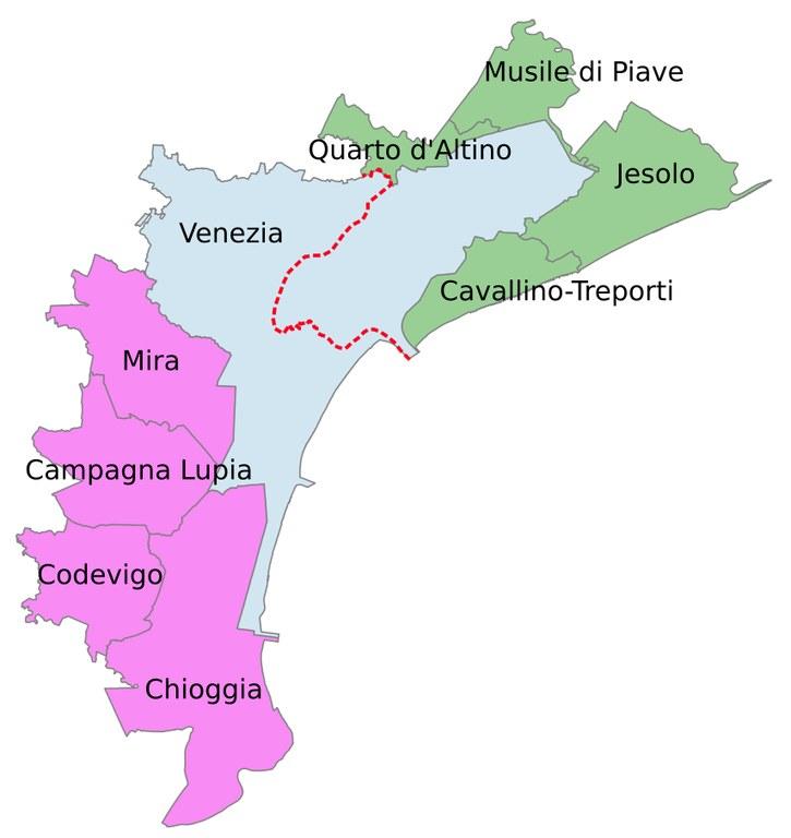mappa territori