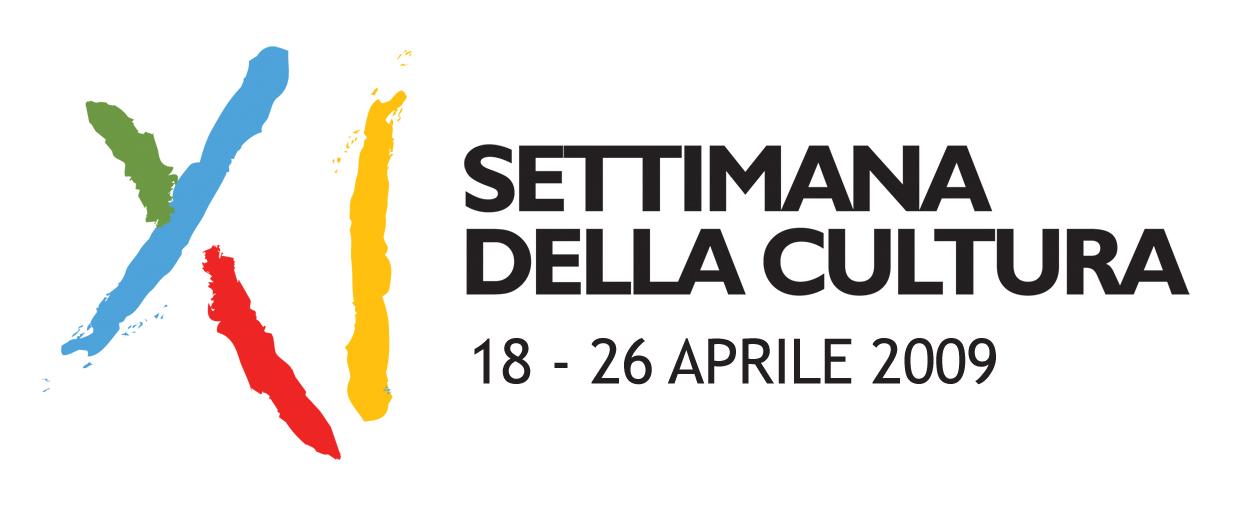 Logo XI Settimana Beni Culturali