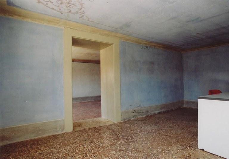 Gli ambienti interni a lavori ultimati