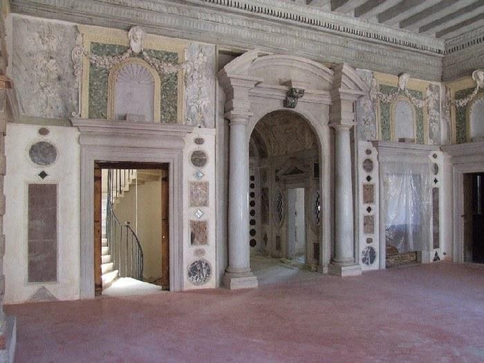 Palazzo Grimani a Santa Maria Formosa: salone piano nobile