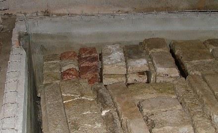Vasca lavaggio pavimento in cotto
