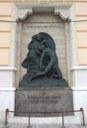 Fondamenta Santa Lucia, monumento ai caduti