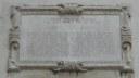 Santa Maria Formosa, lapide commemorativa