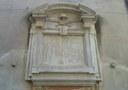 Chiesa di San Moisè lapide commemorativa