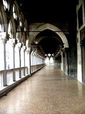 Palazzo Ducale, loggiato