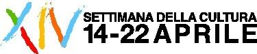 Logo XIV settimana della cultura